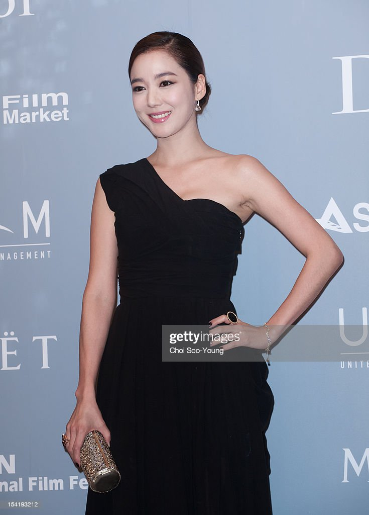 Lee So-Yeon attends the 'United Asian Film Night with Christian Dior' in conjunction with the Busan International Film Festival(BIFF) at the Westin Chosun Hotel on October 8, 2012 in Busan, South Korea.