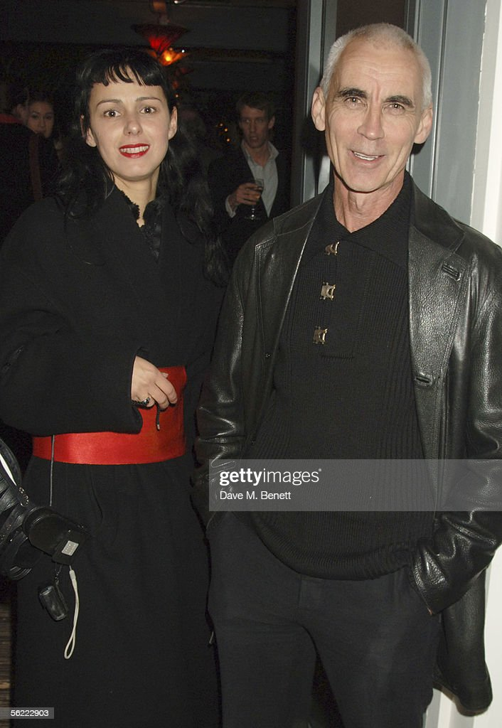 Lee Tamahori attends the aftershow party with his girlfriend Sasha Turjak followlng the UK Premiere of 'Stoned,' at Century on November 17, 2005 in London, England. The British film chronicles the life and death of Rolling Stones co-founder Brian Jones, found drowned just weeks after being let go from the band.