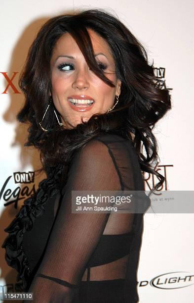 Leeann Tweeden during Maxim Magazine 100th Birthday Celebration Arrivals at Tryst at Wynn Las Vegas in Las Vegas Nevada United States