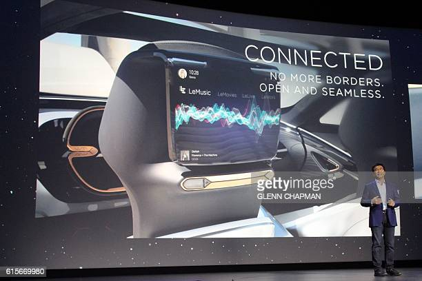 LeEco cofounder Lei Ding provides details about development of selfdriving electric cars synched to the internet LeEco referred to as a combination...