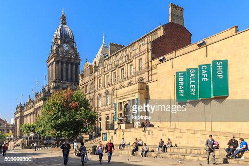 Leeds Art Gallery and Town Hall