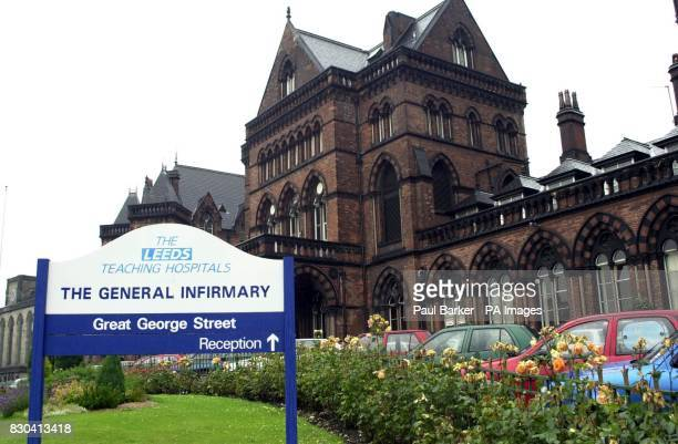 Leeds General Hospital one of the two hospitals the other St James' Hospital in the Leeds area that at the centre of a murder investigation * The...