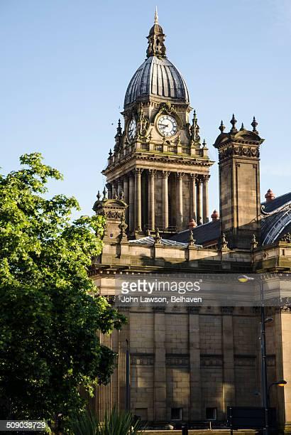 Leeds Town Hall, Leeds, West Yorkshire, England