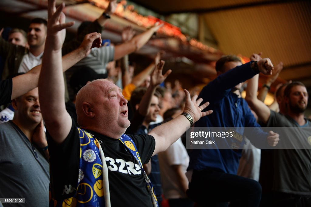 Nottingham Forest v Leeds United - Sky Bet Championship : News Photo