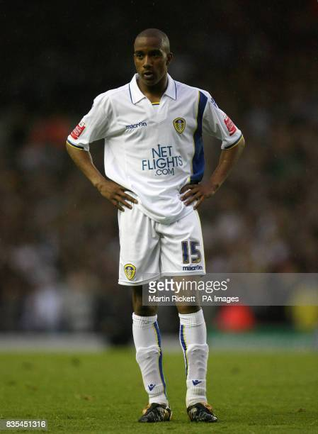 Leeds United's Fabian Delph during the CocaCola Football League One Play Off Semi Final Second Leg match at Elland Road Leeds