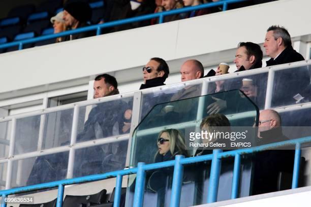 Leeds United's Owner Massimo Cellino