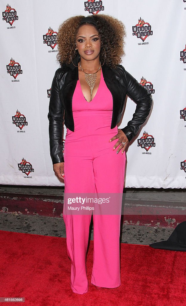 "R&B Divas LA ""Celebration Of Life"" Red Carpet And Performance"