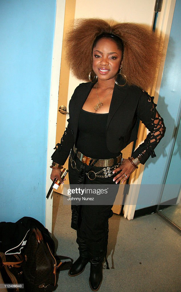 Leela James in Concert at SOBs in New York City - October 19, 2005