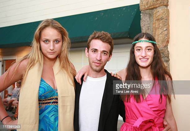 Leelee Sobieski Anthony Costanzo Arden Wohl *Exclusive*