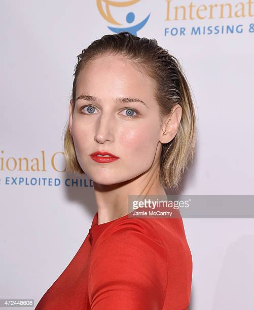 Leelee Sobieski attends the International Centre For Missing And Exploited Children's Inaugural Gala at Gotham Hall on May 7 2015 in New York City