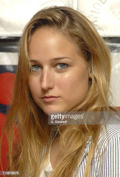 Leelee Sobieski during Steelo Two Year Anniversary Spring 2007 Runway Show at Terminal Stores in New York City New York United States