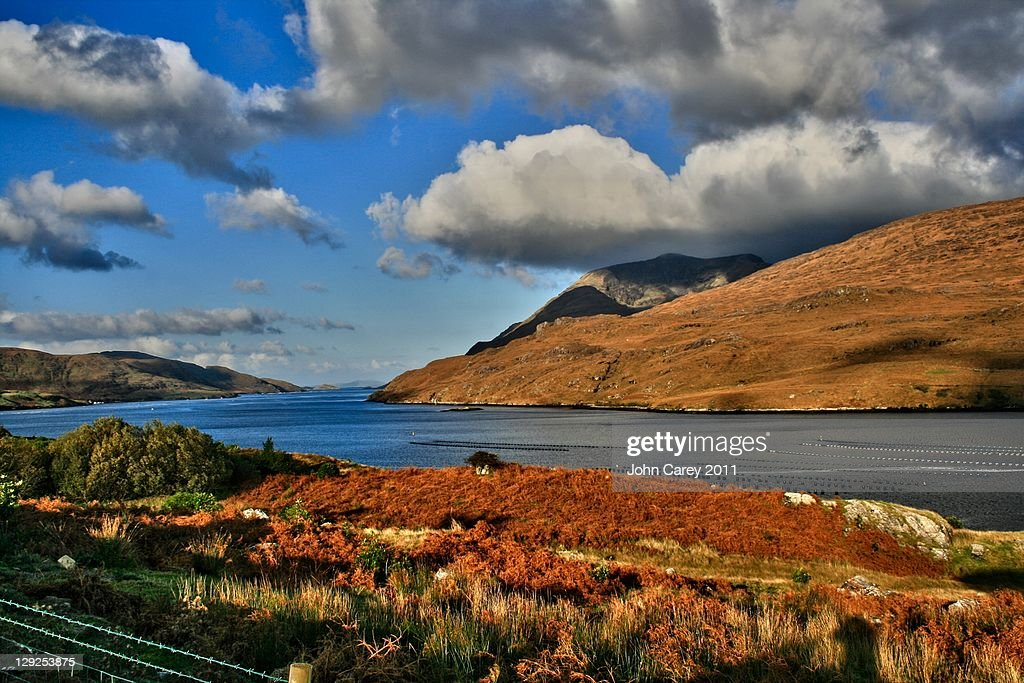 Leenane : Stock Photo