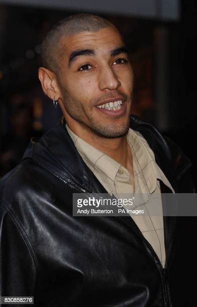 Leeroy from the Prodigy arrives for the charity premiere of Star Wars Episode II Attack of the Clones at The Odeon Leicester Square in London