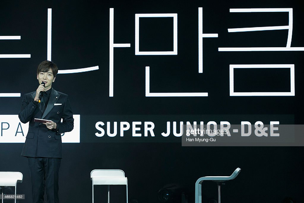 Junior D&E Showcase In Seoul