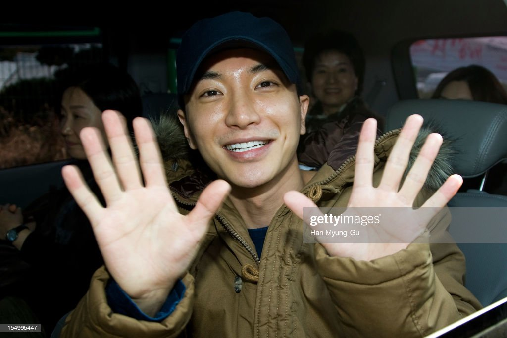 Leeteuk of Super Junior Joins Military