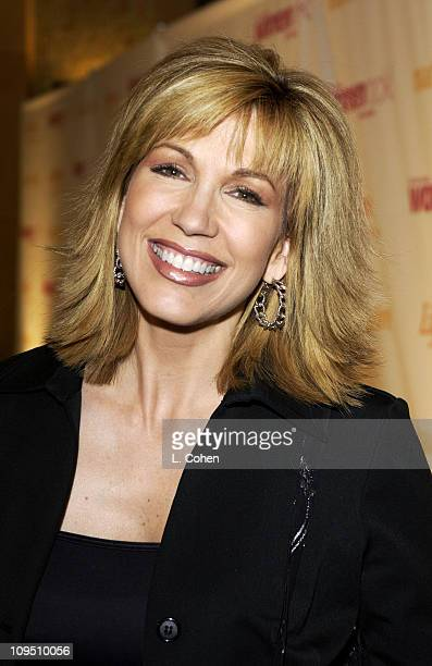 Leeza Gibbons arrives at 'Women Rock Girls and Guitars' airing on the Lifetime Television October 25th 2002 at 10 pm
