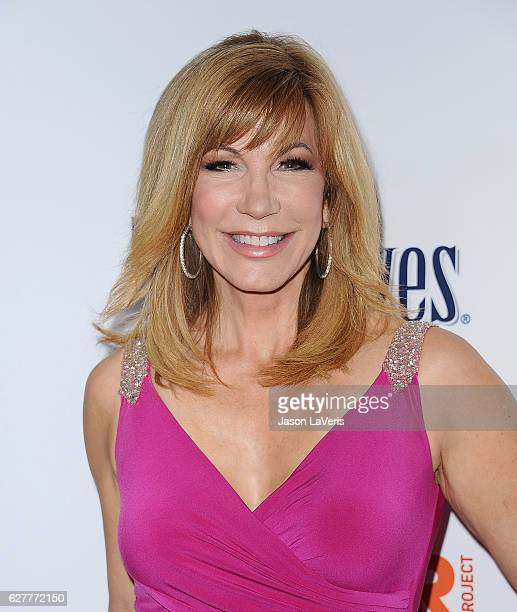 Leeza Gibbons attends the TrevorLIVE Los Angeles 2016 fundraiser at The Beverly Hilton Hotel on December 4 2016 in Beverly Hills California