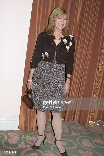 Leeza Gibbons during 3rd Annual 'Hollywood Bag Ladies' Lupus Luncheon at Beverly Hills Hotel in Beverly Hills California United States