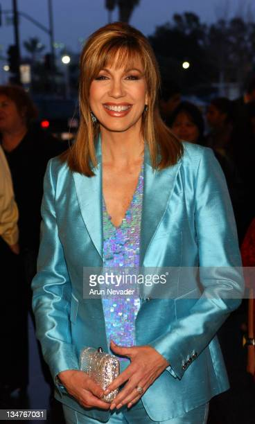 Leeza Gibbons during 'Cats' Gala Opening Party to Benefit the Leeza Gibbons Memory Foundation at Pantages Theatre in Hollywood California United...