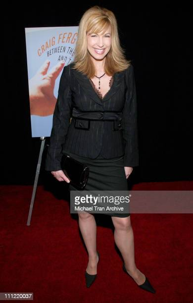 Leeza Gibbons during Craig Ferguson's 'Between the Bridge and the River' Book Launch Party at The Tropicana Bar in Hollywood at The Tropicana Bar at...
