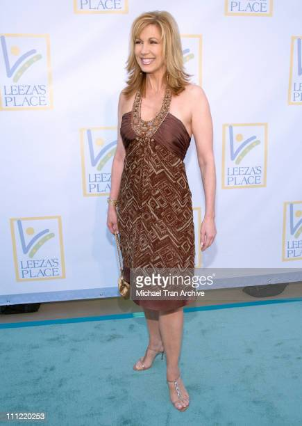 Leeza Gibbons during Launch Party For The Assistance League 'Leeza's Place' In Hollywood Arrivals at Assistance League in Hollywood CA United States