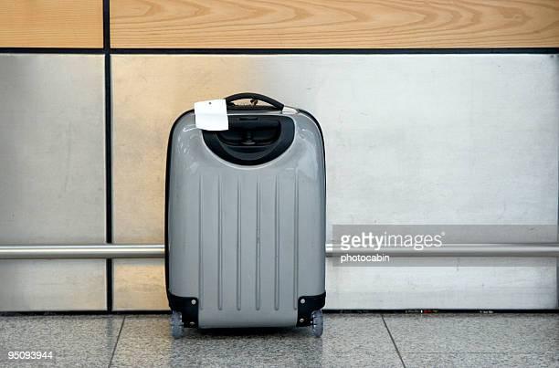 Les bagages laissés