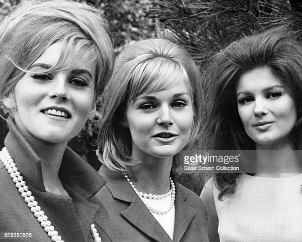 actresses AnnMargret Carol Lynley and Pamela Tiffin in 'The Pleasure Seekers' directed by Jean Negulesco 1964