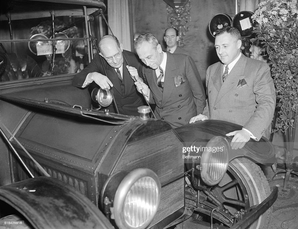an overview of general motor company invented by charles kettering Charles f kettering, inventor of electric self-starter, is born  united motors  corporation (which later became general motors) purchased delco in 1916,.