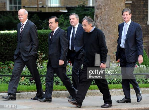 european car chiefs meet uk prime minister david cameron pictures getty images. Black Bedroom Furniture Sets. Home Design Ideas