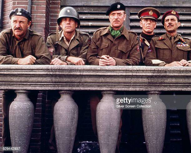 Gene Hackman as Major General Sosabowski Ryan O'Neal as Brigadier General Gavin Michael Caine as Lieutenant Colonel JOE Vandeleur Edward Fox as...