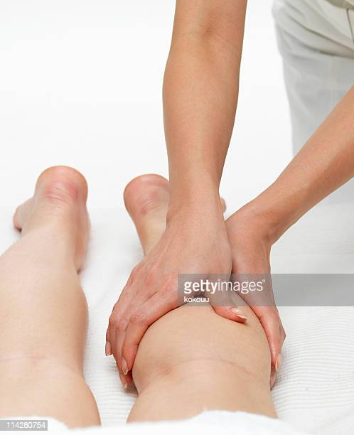 leg massage