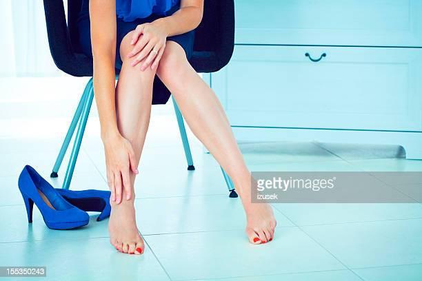 Douleurs dans les jambes