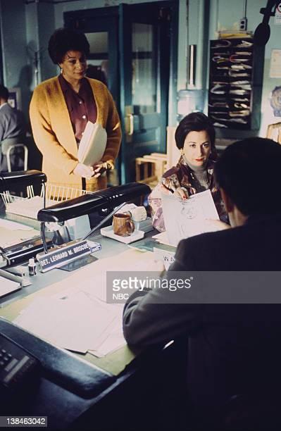 LAW ORDER 'Legacy' Episode 10 Air Date Pictured S Epatha Merkerson as Lt Anita Van Buren Johann Carlo as Mrs Jeffrey Zabner Jerry Orbach as Detective...