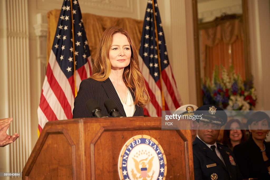 Miranda Otto in 24: Legacy coming soon to FOX. ©2016 Fox Broadcasting Co.