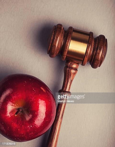 L'éducation juridique