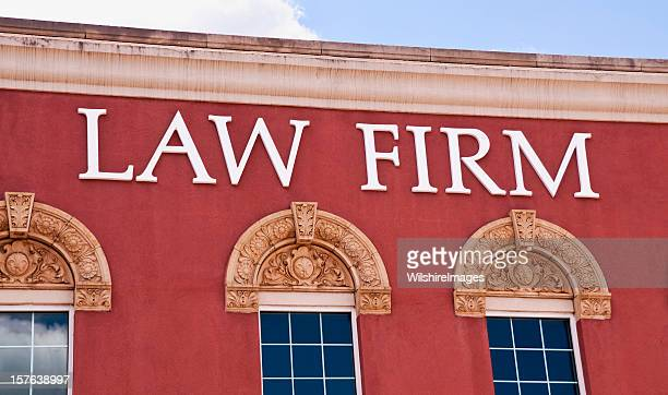 Legal Practice: Lawyer or Attorney Law Firm Sign