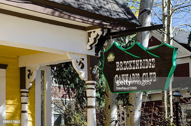 Legalized Cannabis and Marijuana Store: Breckenridge, Colorado