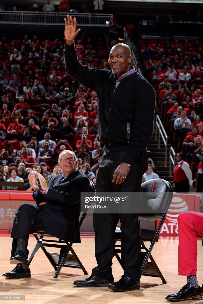Chicago Bulls v Houston Rockets
