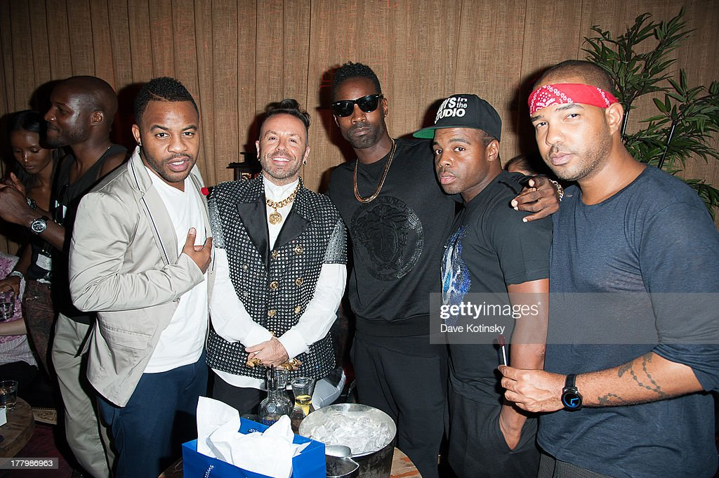 Legendary Damon hosts the MTV VMAs After Party at Mister H on August 25, 2013 in New York City.