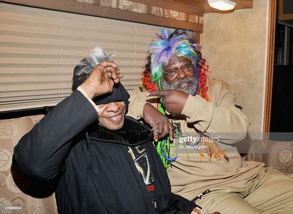 George Clinton In Concert - Los Angeles, California