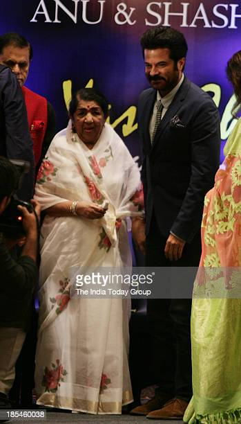 Legendary Indian singer Lata Mangeshkar has been honoured with the first Yash Chopra Memorial Award for her contribution to Hindi cinema