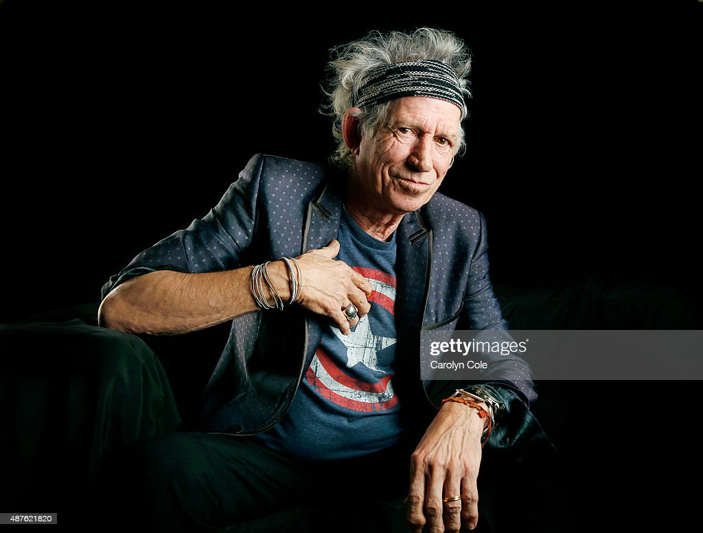 Keith Richards, Los Angeles Times, September 7, 2015