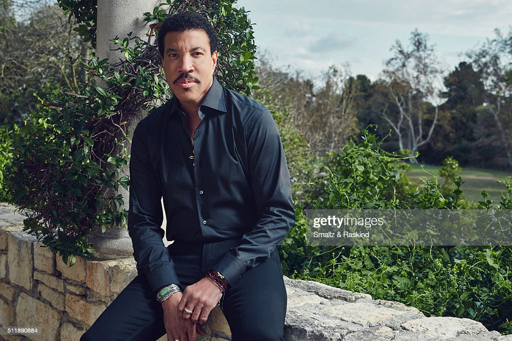Nicole and Lionel Richie, Legend Magazine, February 1, 2016