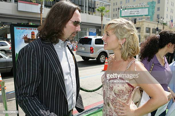 Legendary Pictures and Exec Producer Scott Mednick and Allison Mack