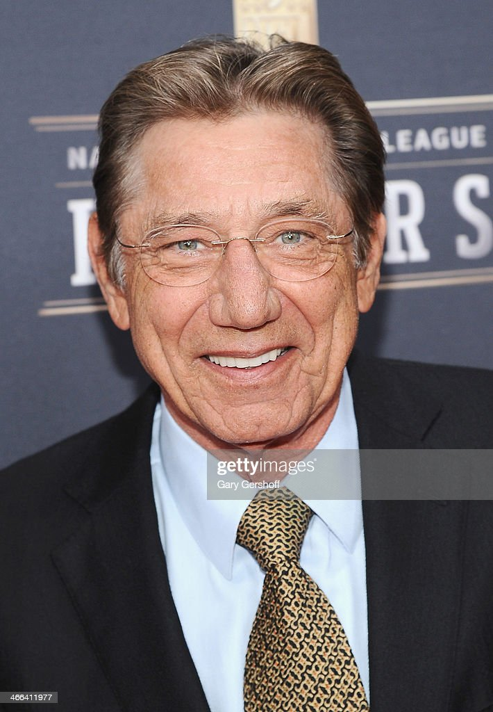 Legendary quarterback <a gi-track='captionPersonalityLinkClicked' href=/galleries/search?phrase=Joe+Namath&family=editorial&specificpeople=91230 ng-click='$event.stopPropagation()'>Joe Namath</a> attends the 3rd Annual NFL Honors at Radio City Music Hall on February 1, 2014 in New York City.