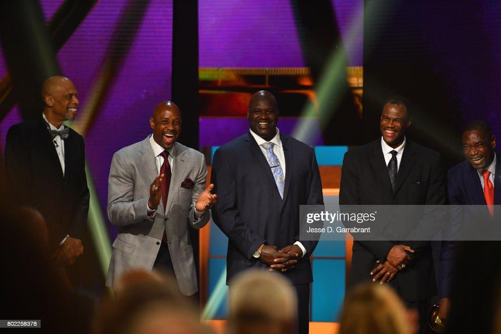 NBA Awards Show 2017