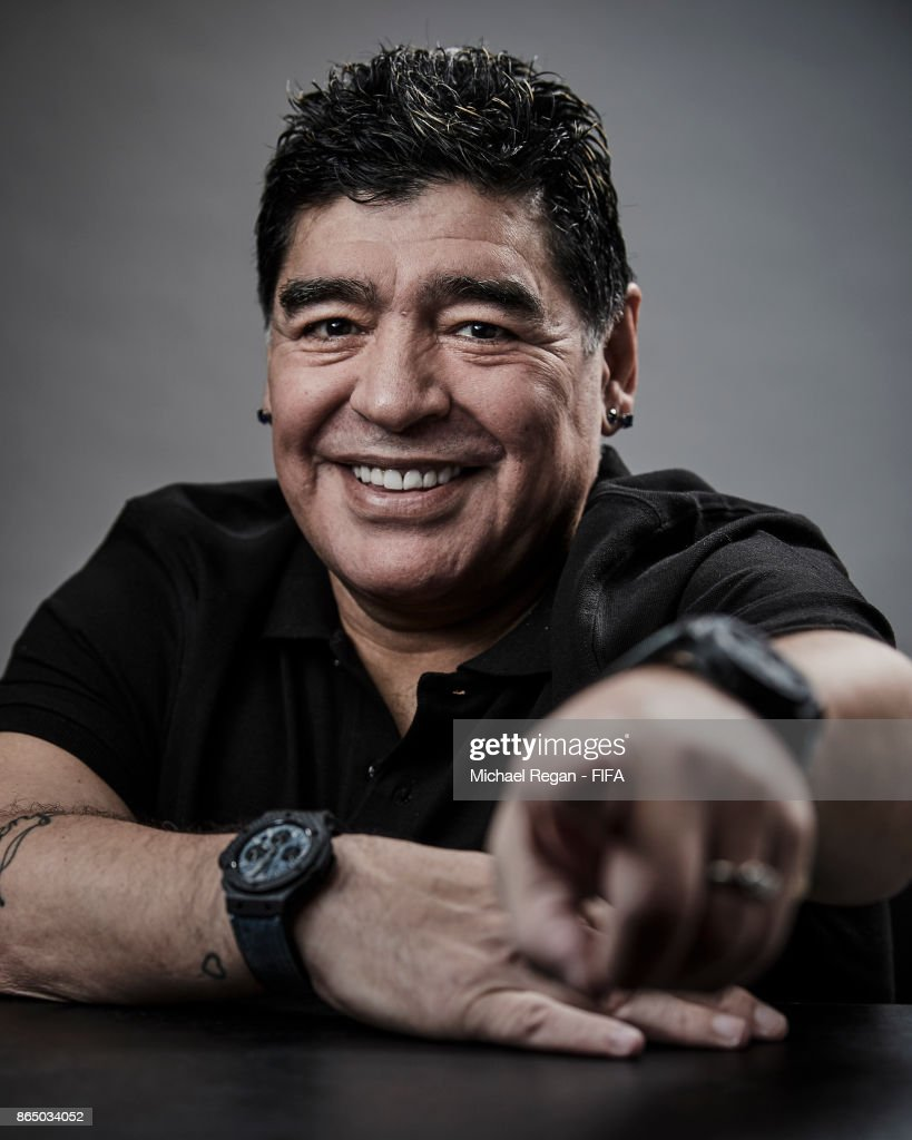 Diego Maradona A Look Back Relive the legendary Argentinian