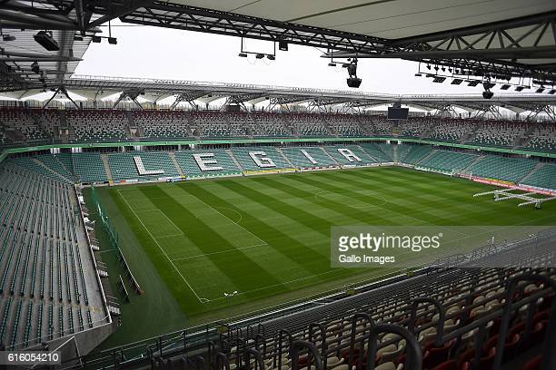 marshal jozef pilsudski stadium photos et images de collection getty images. Black Bedroom Furniture Sets. Home Design Ideas