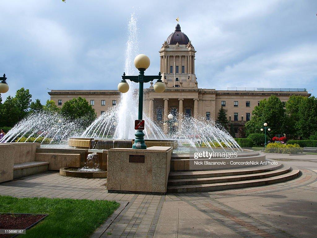 Legislative Grounds : Stock Photo