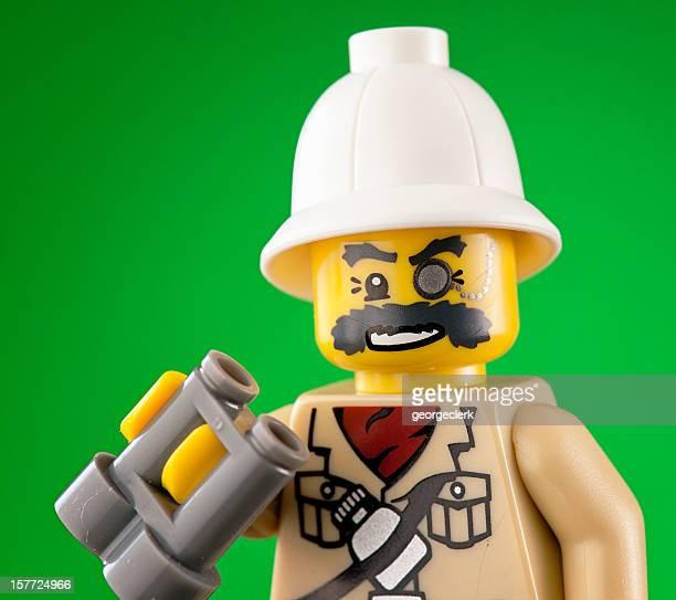 Lego Minifigures: Explorer